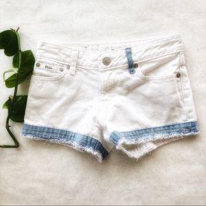 Polo Ralph Lauren Denim Cutoff Shorts Size 8-10